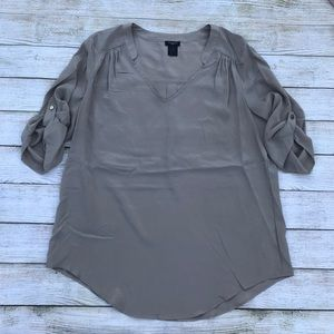 Ann Taylor 3/4 Sleeve Top Size M